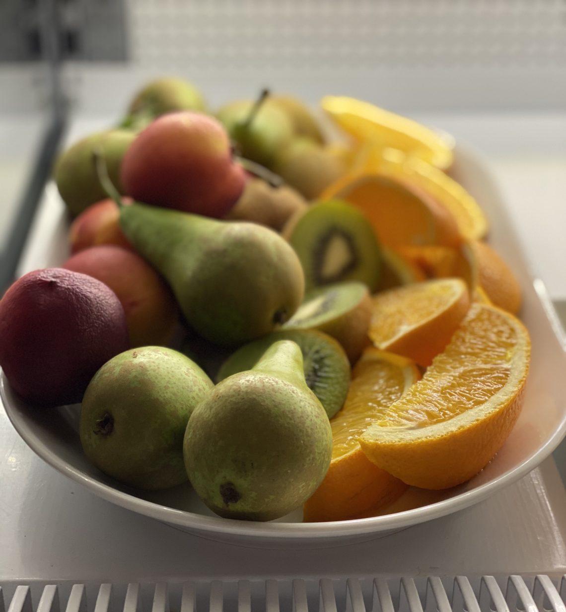 Fyll mörkret med frukt