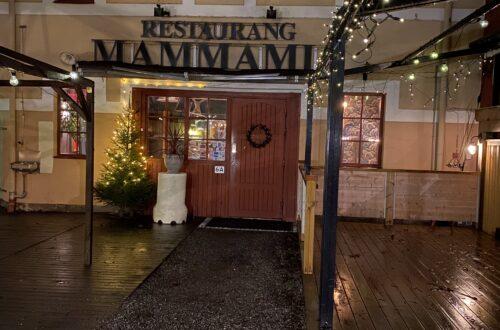 Strand provar Restaurang Mamma Mia