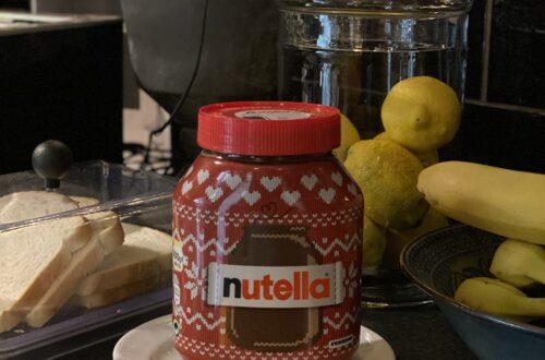 Vi älskar Nutella