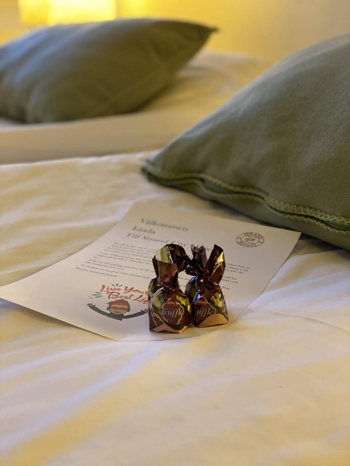 Välkommen till Strand City Hotell