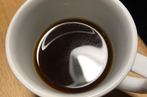 Kaffe på Strand City Hotell